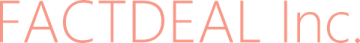 WEBマーケティング・集客できるホームページ制作のFACTDEAL(ファクトディール) 大阪